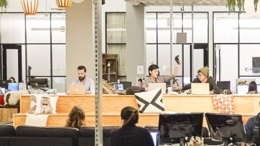Globally, the number of workers 60+ in coworking spaces has quadrupled.