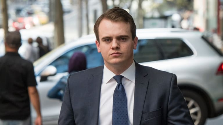 Former vice-president of the Victorian Liberal Party Marcus Bastiaan.