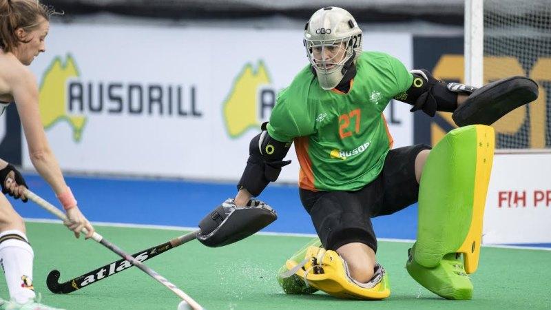 Australian hockey prepares for double double-header in Sydney