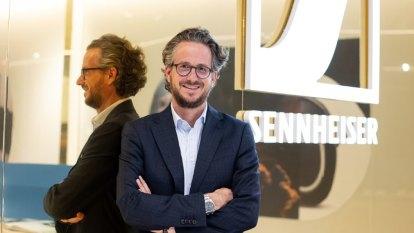 Sennheiser family's sound plan: brothers as co-CEOs