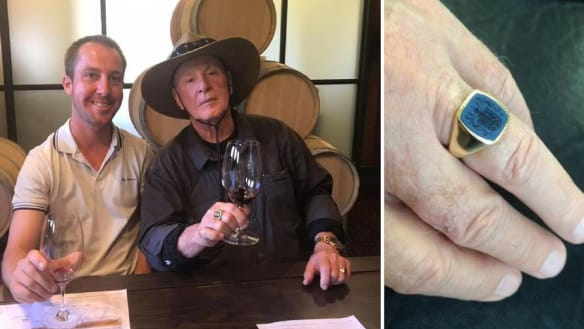 From Esperance to Mandurah: Lost ring returned to owner after making mysterious trip north
