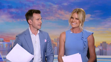 Sonia Kruger resigns on-air from Nine Network