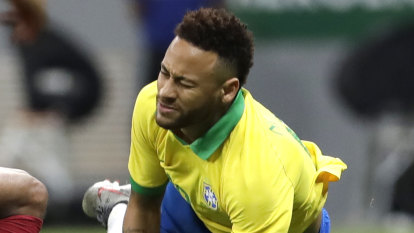 Brazil blow as Neymar out of Copa America