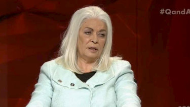 Marcia Langton saved the night with careful thoughts on Indigenous recognition and the rise of anti-Semitism.