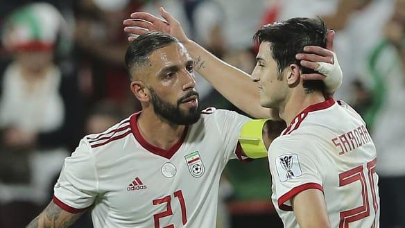 Iran set up China clash, Vietnam beat Jordan in penalty shootout