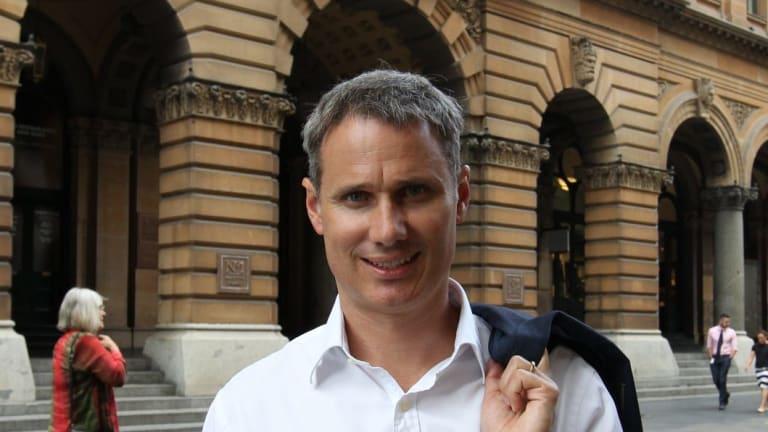 Contrarian investor Simon Mawhinney, of Allan Gray Australia.