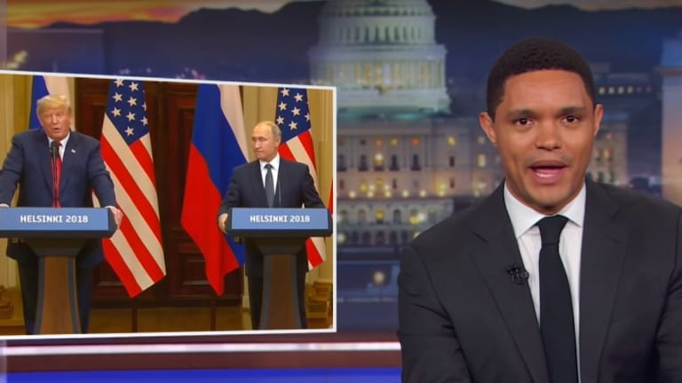 The Daily Show host has refused to apologise over his 2013 comments.