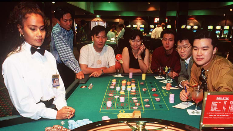 The Christmas Island casino operated during the 1990s.