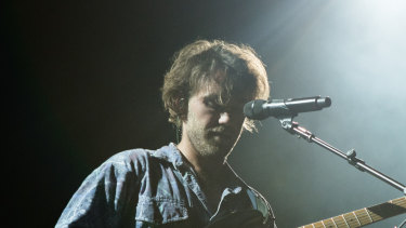 Matt Corby at Hordern Pavilion, 29 March 2019.
