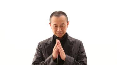 MSO artistic ambassador Tan Dun.