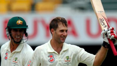 Former Test cricketer Simon Katich.