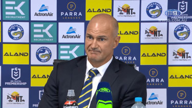 Winning ways: Brad Arthur could have his future sorted sooner than expected.