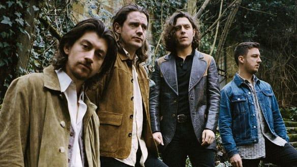 Arctic Monkeys announce upcoming Australian tour
