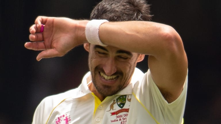 Luxury bowler: Shane Warne isn't the only one unconvinced about Mitchell Starc.