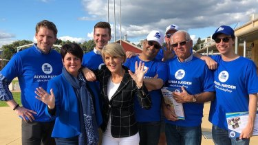 Labor had to concede defeat after Liberal candidate Alyssa Hayden defeated Tania Lawrence in the Darling Range state byelection in Western Australia last month.