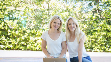 Stephanie Reuss and Victoria Stuart are the founders of Beam.
