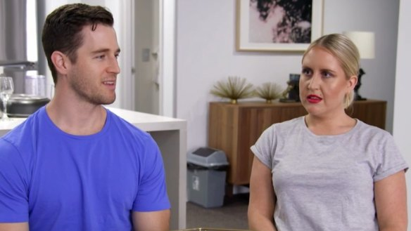 'Did you just use me to lose your virginity?' Lauren and Matt fall apart on MAFS