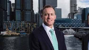 Tom Millner has sold down his IOOF shares.
