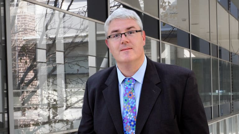 Professor Stephen Brammer says Macquarie University's new online global MBA program is offered in response to changes in the labour market.