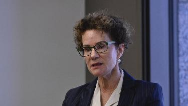 Carol Schwartz said the 30 per cent target needs more stretch.