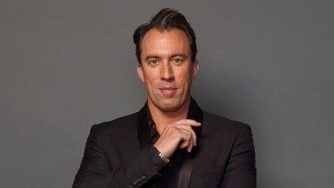 Gold FM's breakfast host Christian O'Connell.