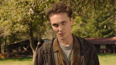 Eamon Farren as Twin Peaks villain Richard Horne.