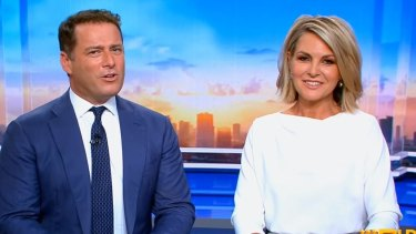 Today co-host Georgie Gardner is among TV stars whose name is used in advertisements on Facebook without her permission.