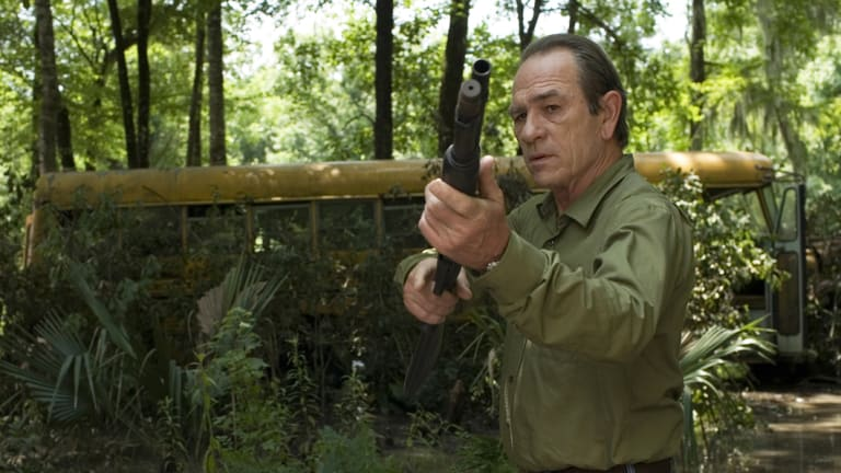 Tommy Lee Jones stars in In the Electric Mist.