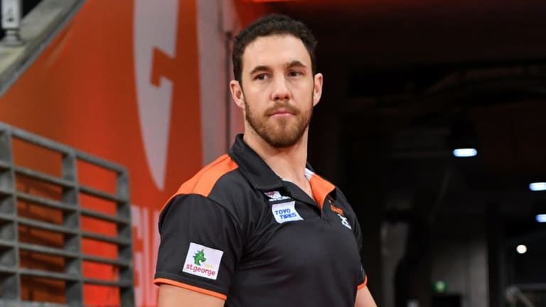 Shane Mumford may be back in action next year.