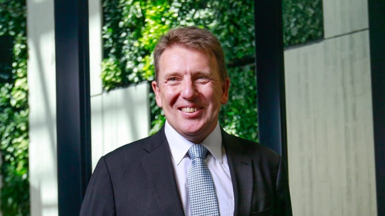 PEXA CEO Marcus Price: founder shareholder Link's trade sale offer has been accepted by some shareholders.