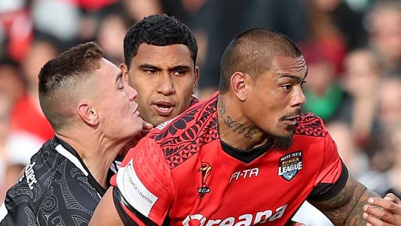 Sika Manu has no regrets over Tonga retirement