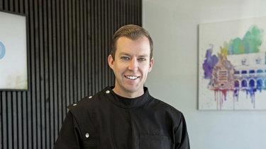 Founder of INeedA Dentist, Dr David Hills.