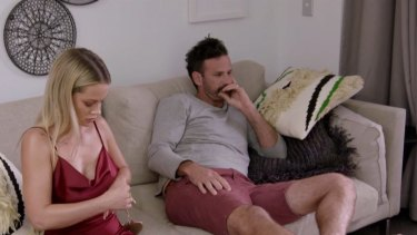 Mick refuses to apologise to Jess for insulting her family.
