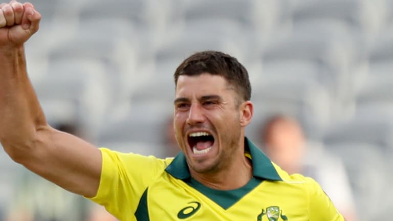 Marcus Stoinis has been in form with the bat for Western Australia.