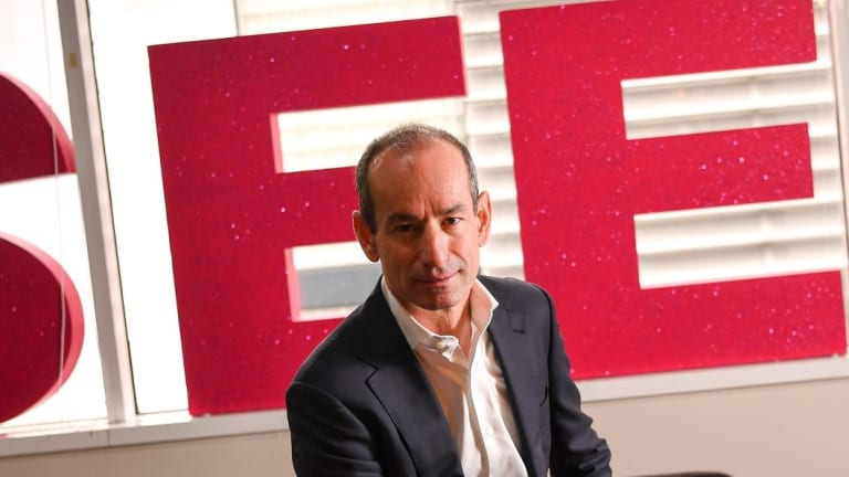 Seek CEO Andrew Bassat was not pleased to have to deliver write-down news, but thought the business was in good shape.
