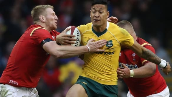 Wales game will be barometer for the Wallabies tour