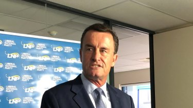 Former LNP president Gary Spence resigned his position with the party as a result of the donation ban.