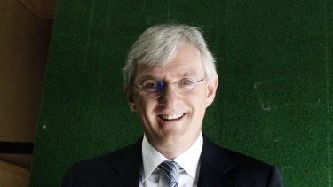 Steven Lowy has retired from the Scentre Group.