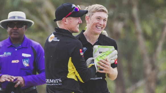 They're in: Ginninderra survive Cricket ACT finals appeal