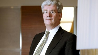 Economist Saul Eslake.