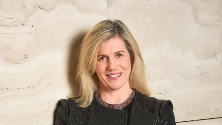 Tracey Fellows, CEO of REA Group.