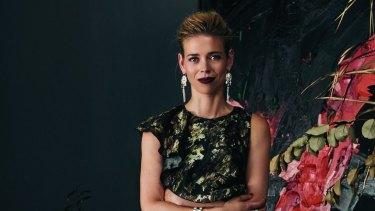 Australian Circular Textile Association founder Camille Reed.