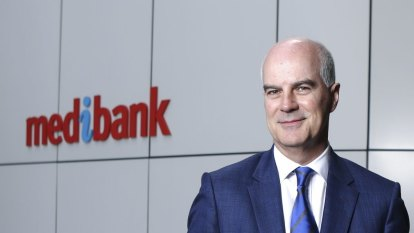 Was Medibank the warm-up for Craig Drummond to run NAB?