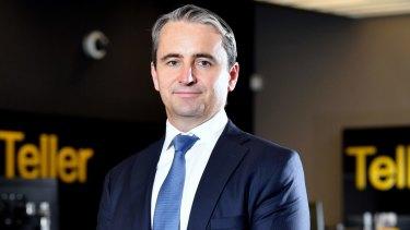 Commonwealth Bank of Australia CEO Matt Comyn.