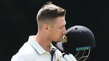 "Cameron Bancroft is ""a good leader in his own right""."
