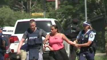 Chantelle Strnad has been sentenced to two years and two months imprisonment over the shooting at Ingleburn in 2016.