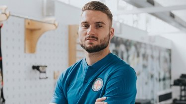 Bart Schenkeveld suffered an injury after training last week.