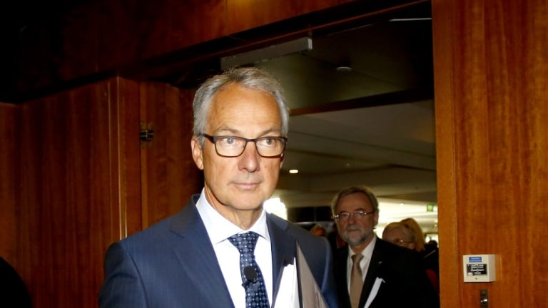 Macquarie Group chief executive Nicholas Moore ready to depart