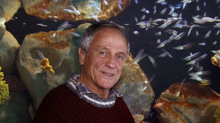 Charlie Veron, a global expert in corals, said the granting of a huge wad of funds to the Great Barrier Reef Foundation saw funding for his Corals of the World website dry up.