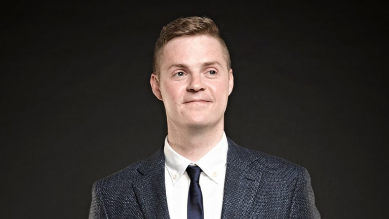 Tom Ballard has signed off from Tonightly for the final time.